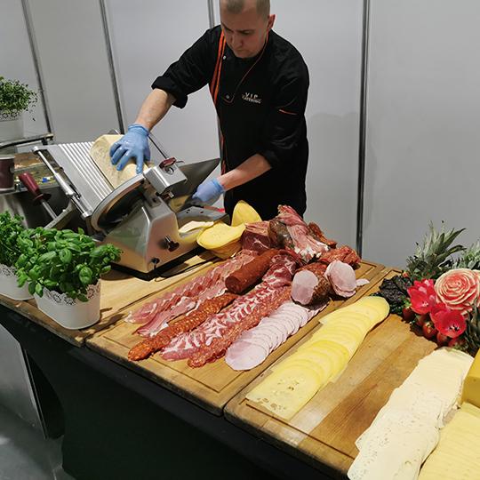 Firma cateringowa Vip Catering z Pozniania